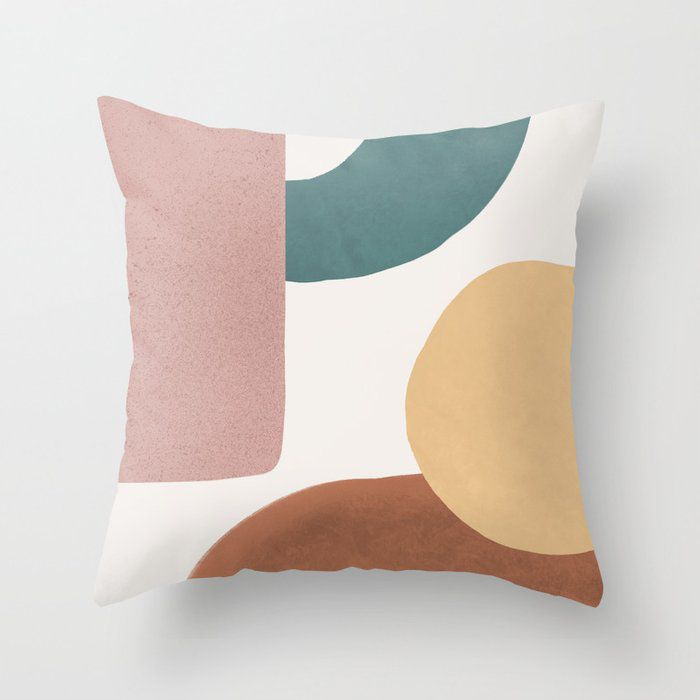 society 6 throw pillow from moonlight print