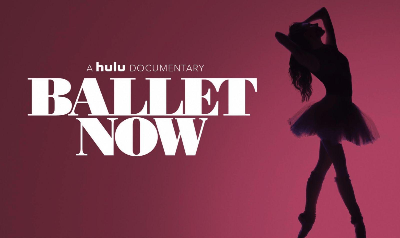 Ballet Now documentary poster