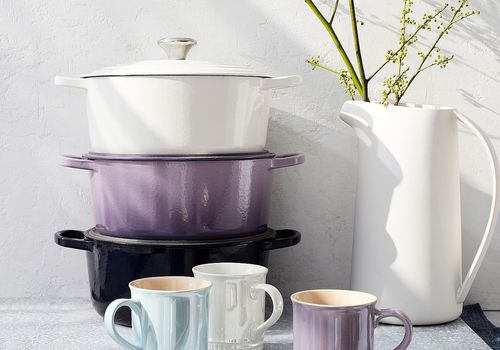 Le Creuset Metallics Collection