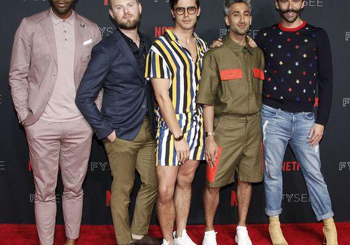 'Queer Eye' cast