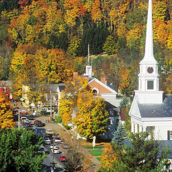 The 14 Most Beautiful Mountain Towns in the U S