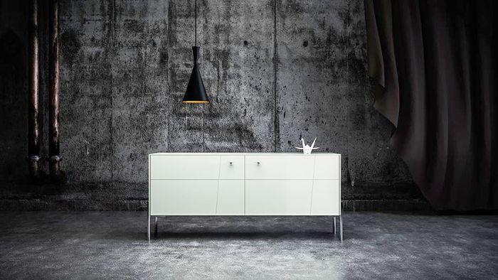 Norse Interiors upscaled IKEA Furniture Panels