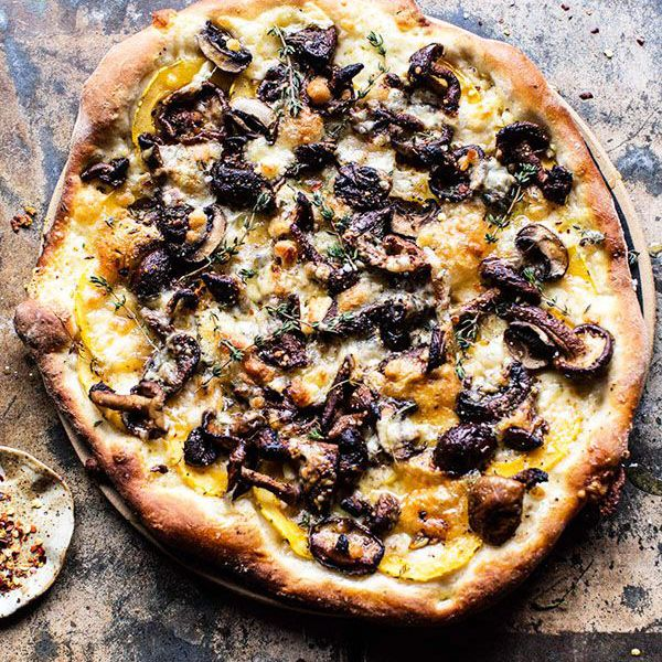Forget Takeout: These Homemade Vegetarian Pizza Recipes Are Next-Level Good
