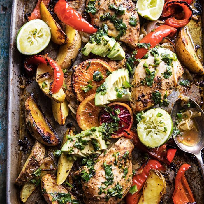 7 Sheet Pan Dinners That Will Make Your Life Infinitely Easier