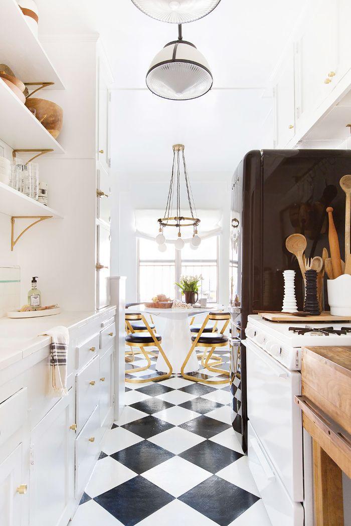 small kitchen—brady tolbert