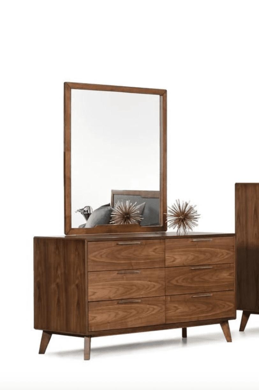 Nova Domus Soria Modern Walnut Dresser by Vig