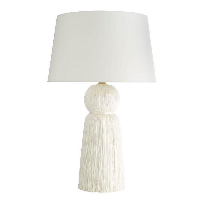 Laura Kirar Tassel Lamp