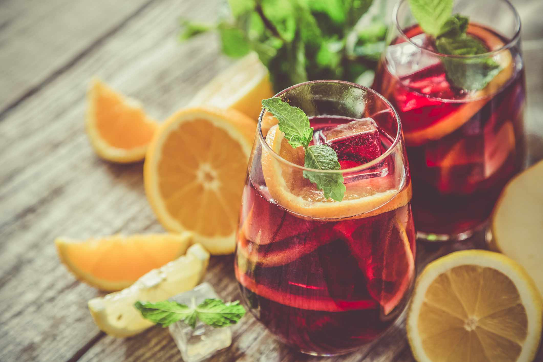 10 Red Wine Cocktails Any Wino Will Love