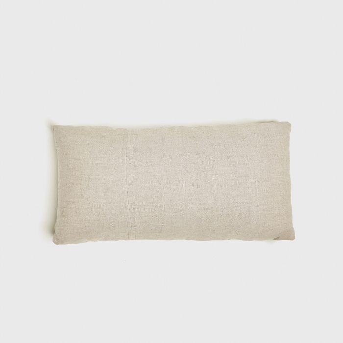 Jenni Kayne Linen Seam Rectangle Pillow
