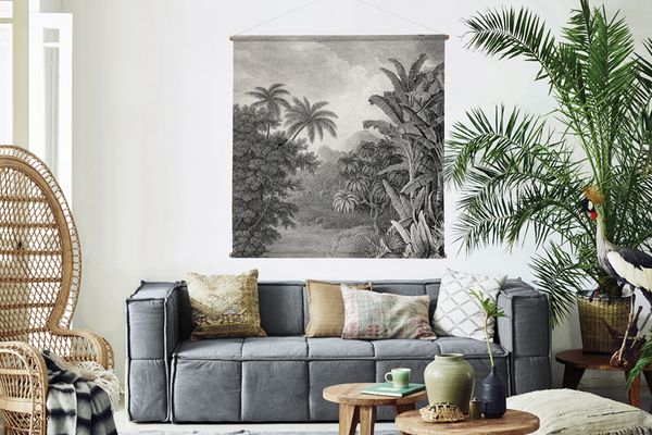 Jungle Wall Chart from HKLiving