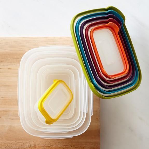 Joseph Joseph Nest 12-Piece Food Storage Containers