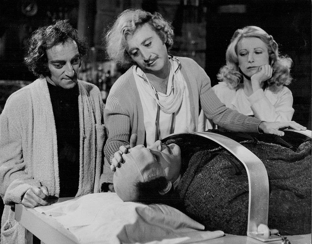 best black and white movies - young frankenstein