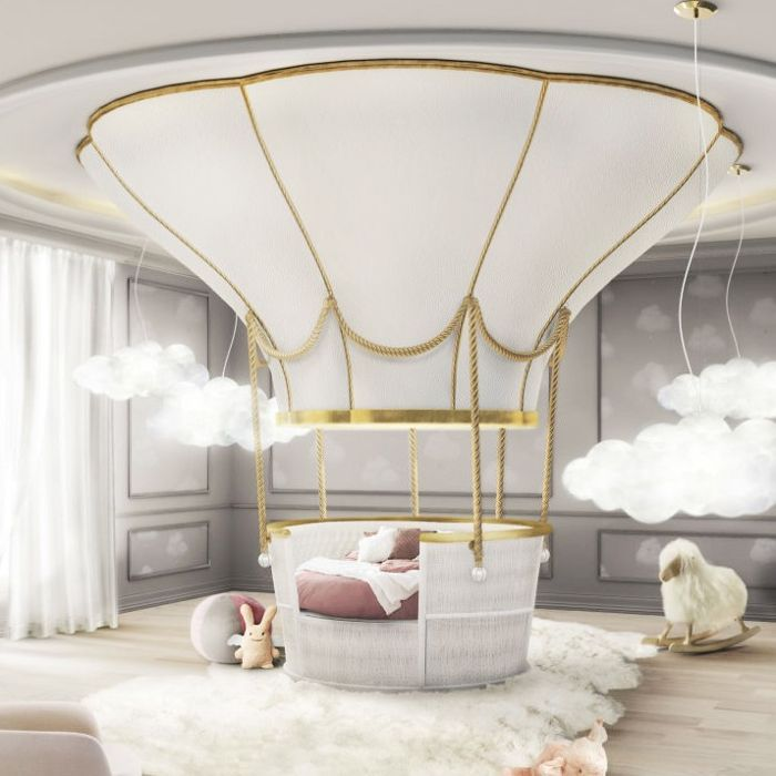 Circu Fantasy Air Balloon Bed or Sofa