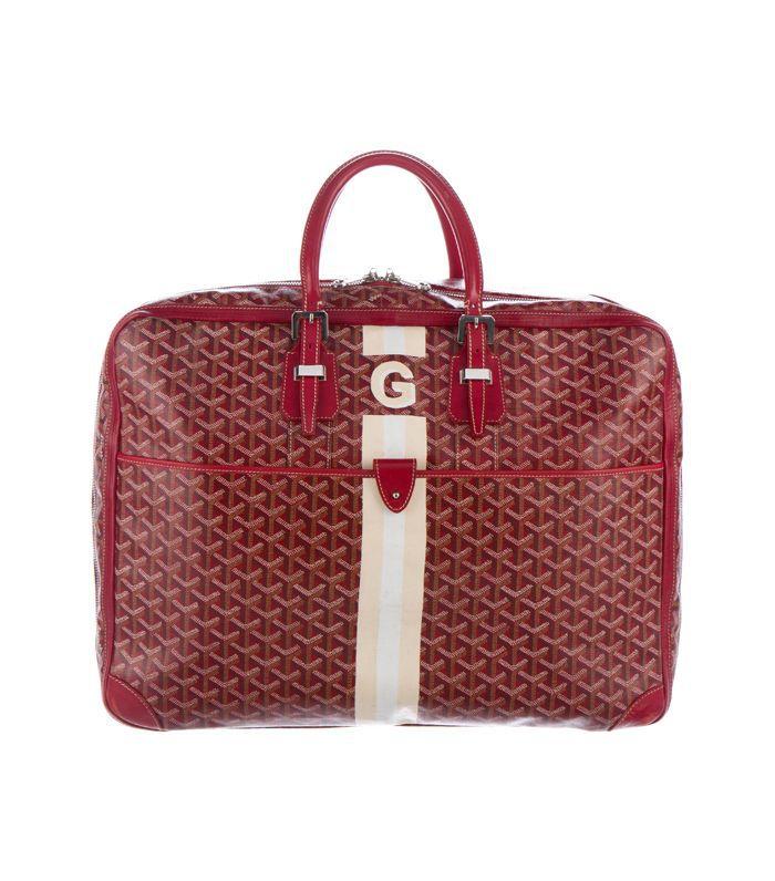 Goyard Majordome 50 Suitcase