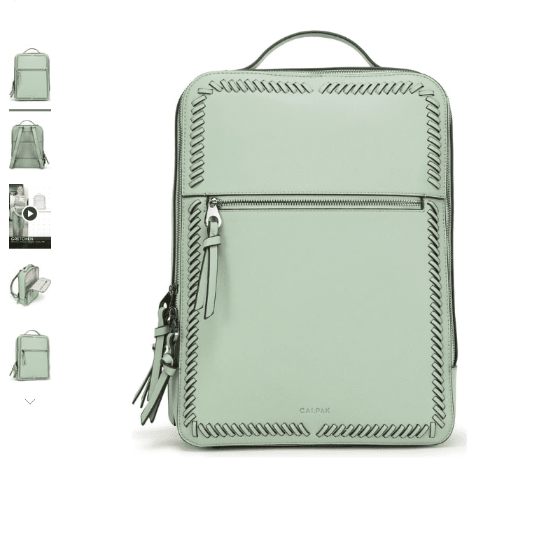 Calpak backpack