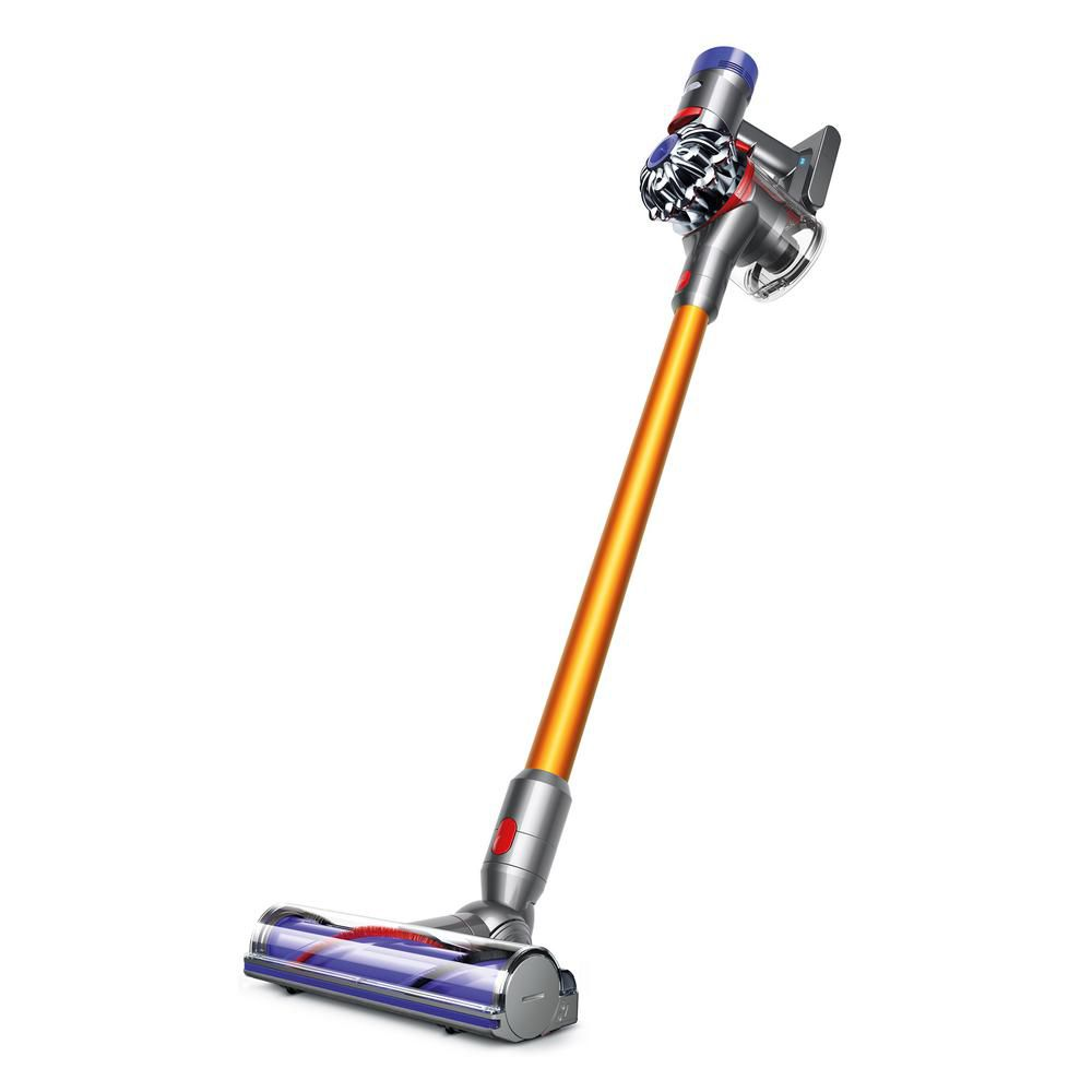 Dyson—How to Clean a Rug