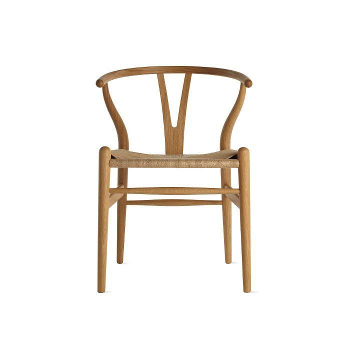 Hans J. Wegner for Carl Hansen & Son Wishbone Chair