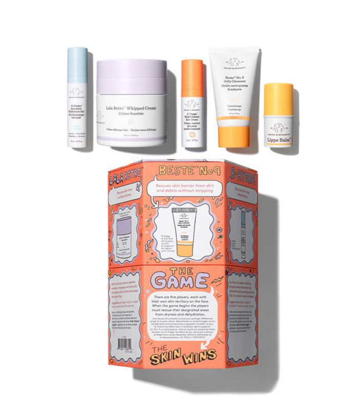 christmas gifts for friends: Drunk Elephant Rescue Party Kit