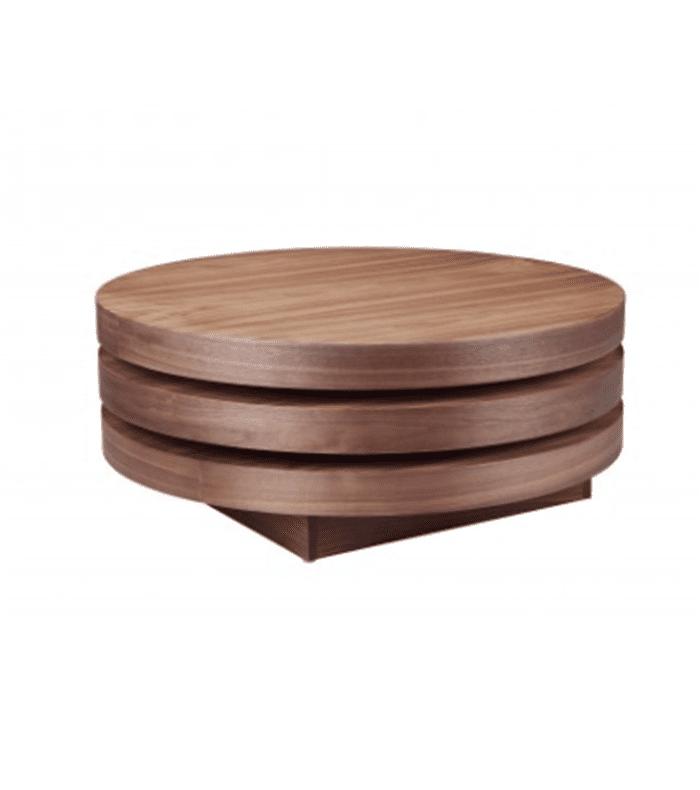 Kirsti Coffee Table, Walnut