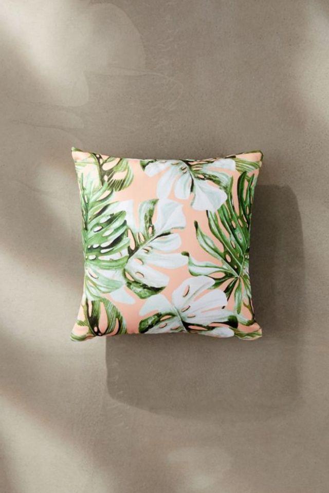 Marta Barragan Camarasa For Deny Botanical Collection Outdoor Throw Pillow