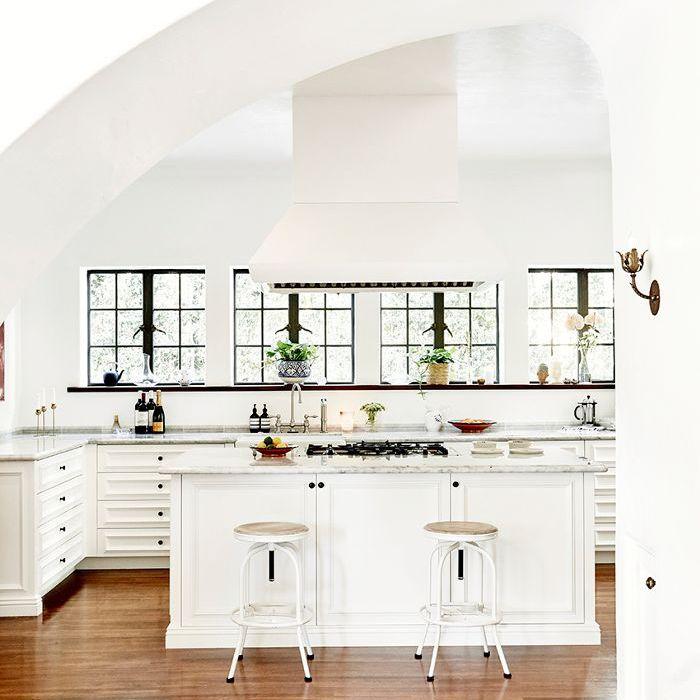 Anine Bing Home Tour - Cocina