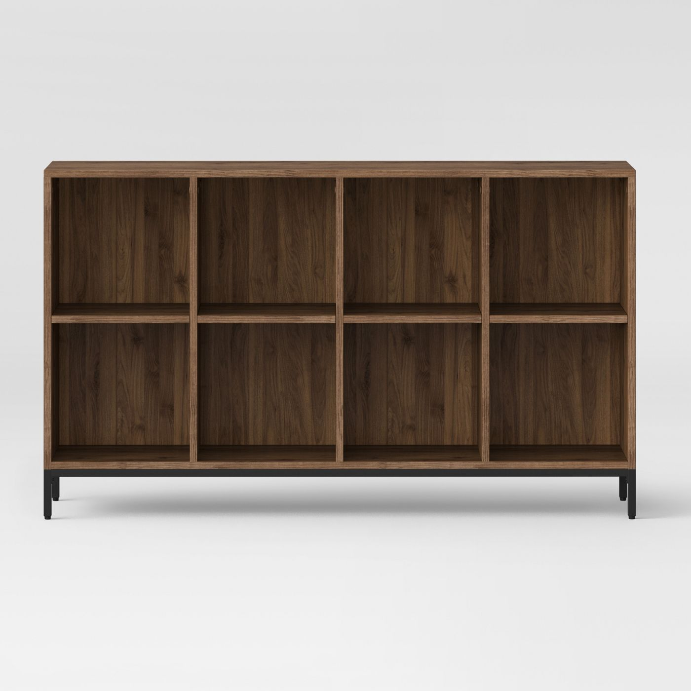 Loring 8 Cube Bookcase
