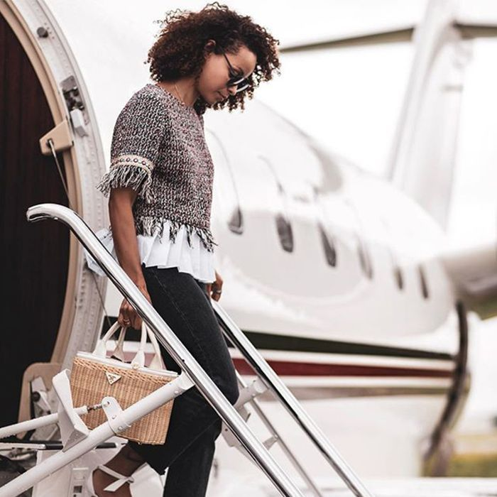 Viaje aéreo