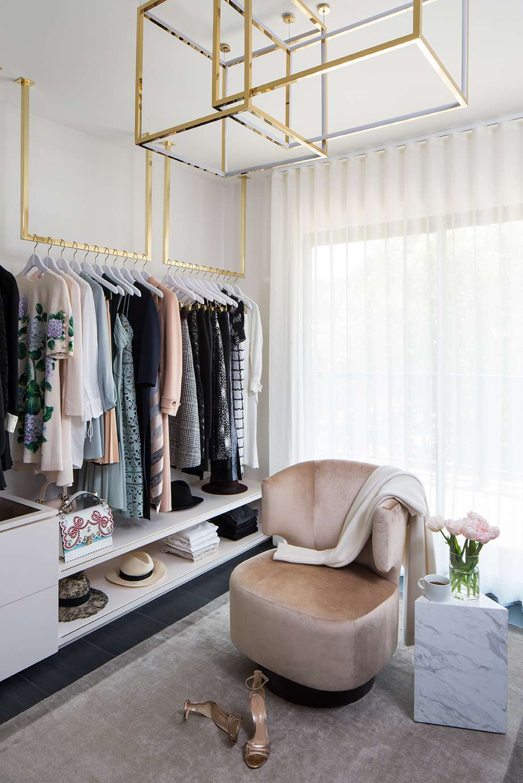 LA Closet Design - Lisa Adams Closet