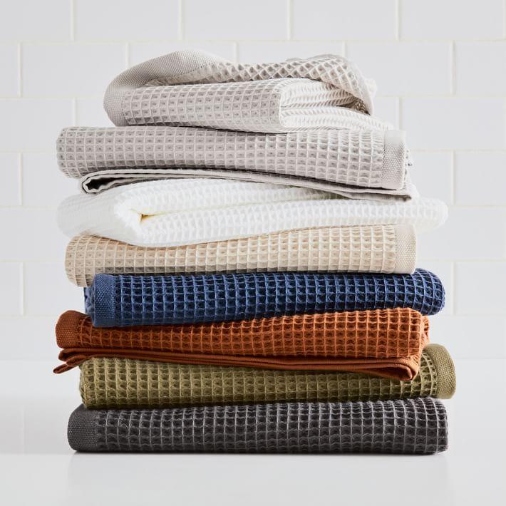 West Elm Organic Cotton Towels
