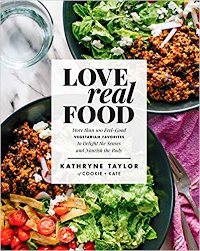 Best Healthy Cookbooks—Kathryn Taylor