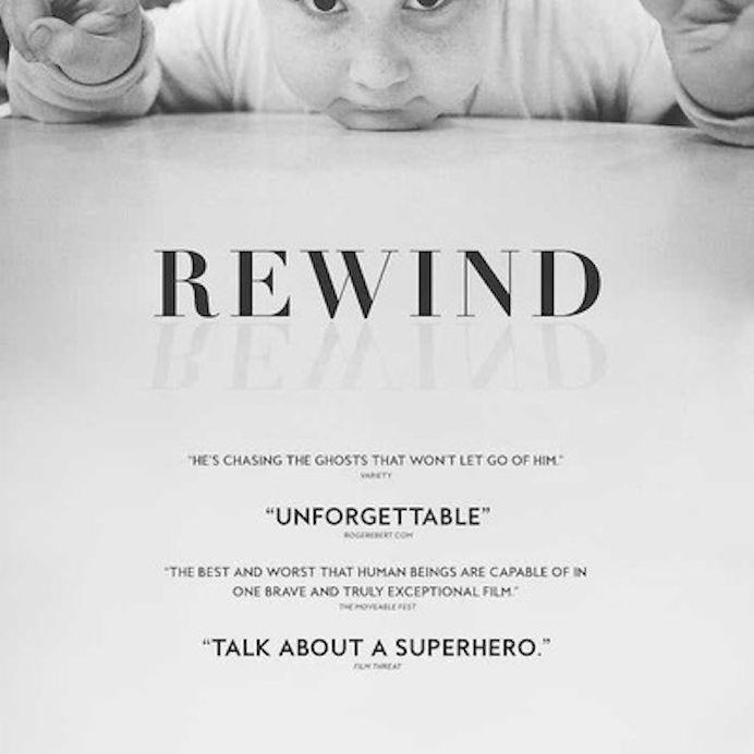 Rewind documentary poster