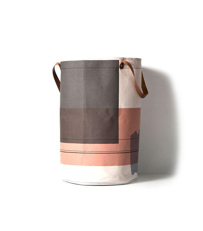 Ferm Living Color Block Laundry Basket