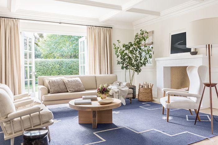 California Home Tour—Living Room