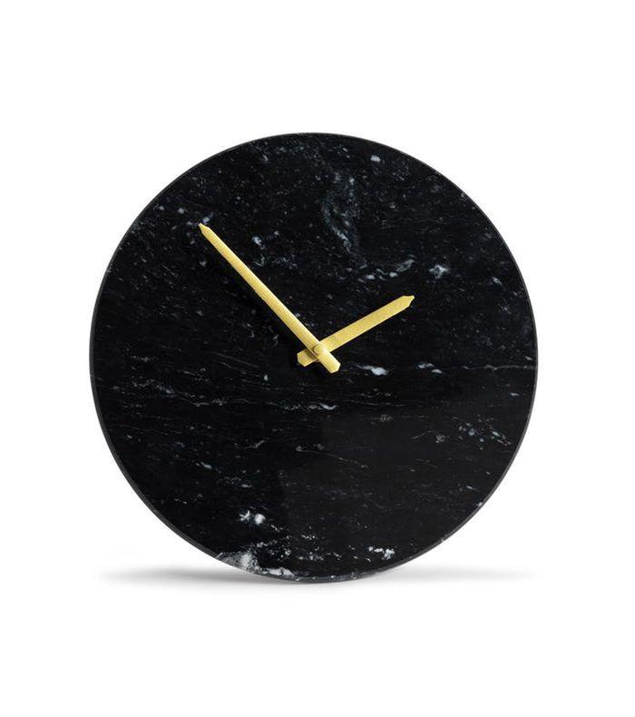 """círculo de hierro reloj de pared de 30 """""""