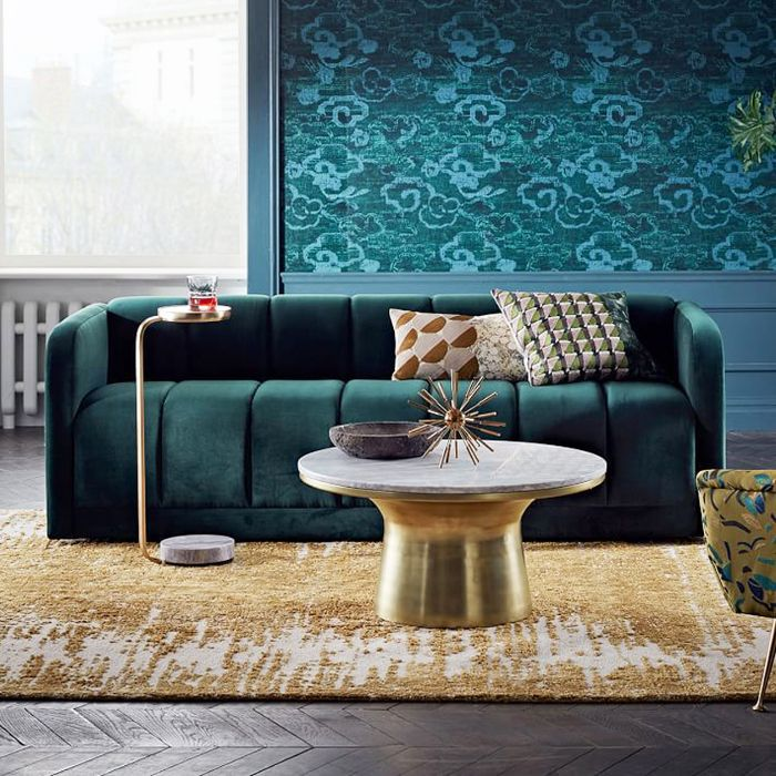 West Elm Bardot Sofa Best Home Depot Paint Colors