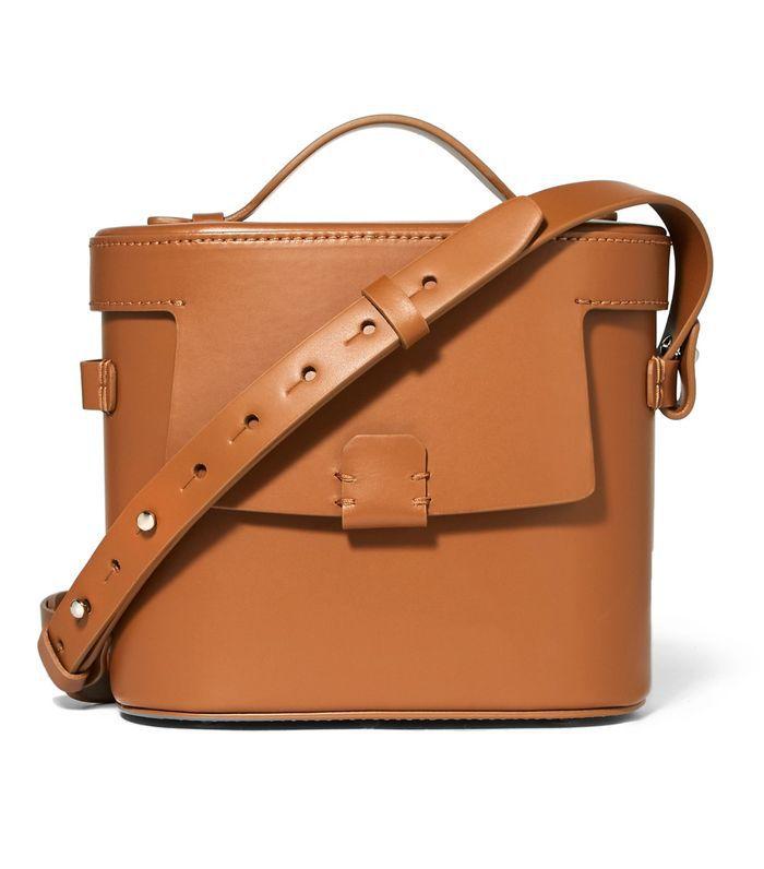 Frerea Leather Shoulder Bag