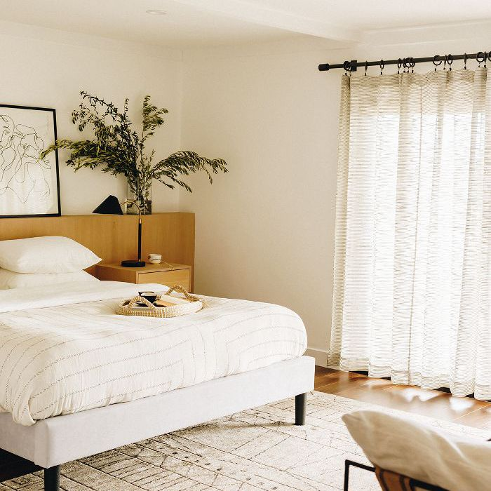 Chriselle Lim—Master bedroom design