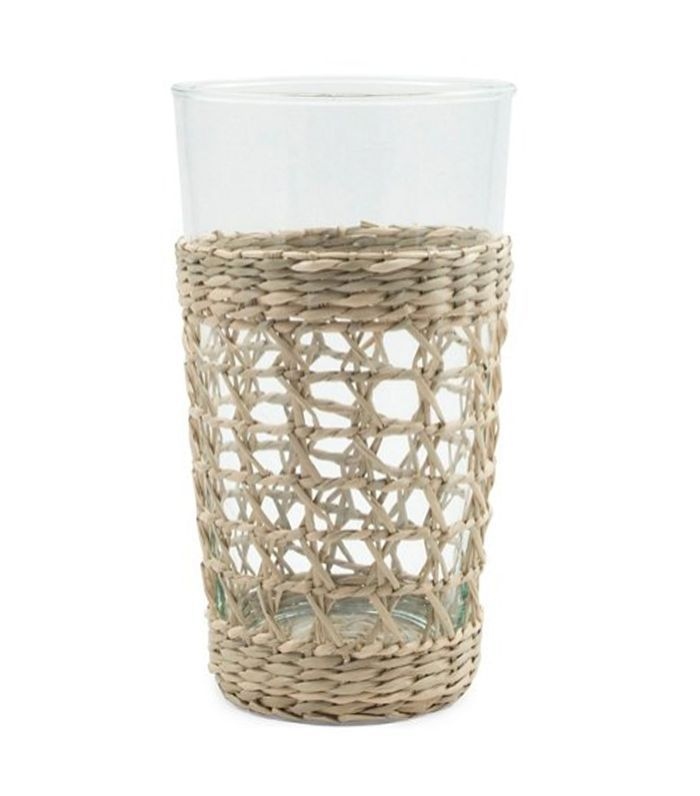 One Kings Lane Sea Grass Highball Glasses