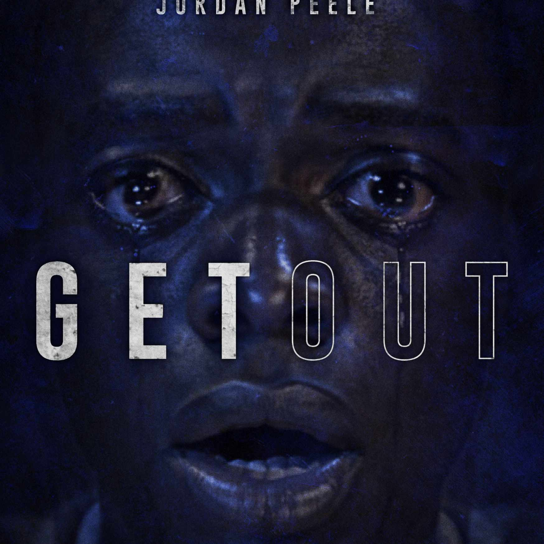 Get Out movie poster.