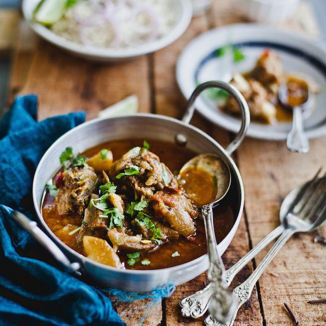 Recetas indias de cocción lenta: cocina lúdica