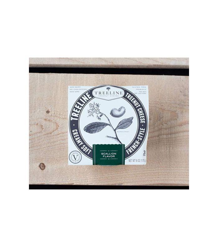 Treeline Treenut Cheese, French-Style Green Peppercorn