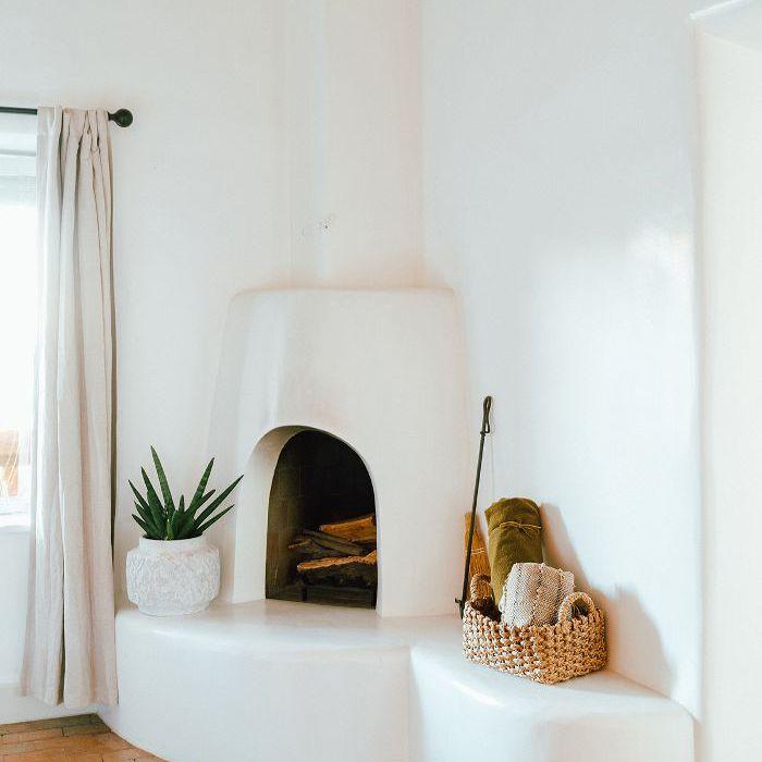 indoor fireplace design