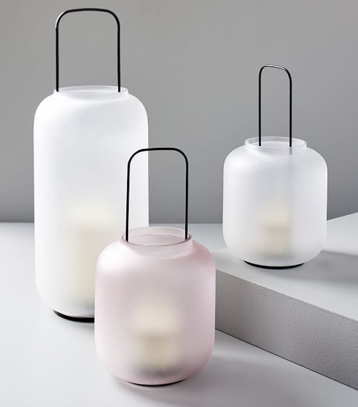 West Elm Modern Globe Lanterns