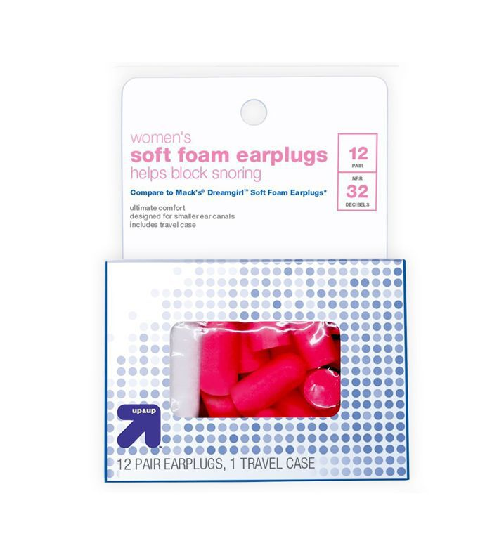 Up&Up Women's Soft Foam Ear Plugs, 24 pair
