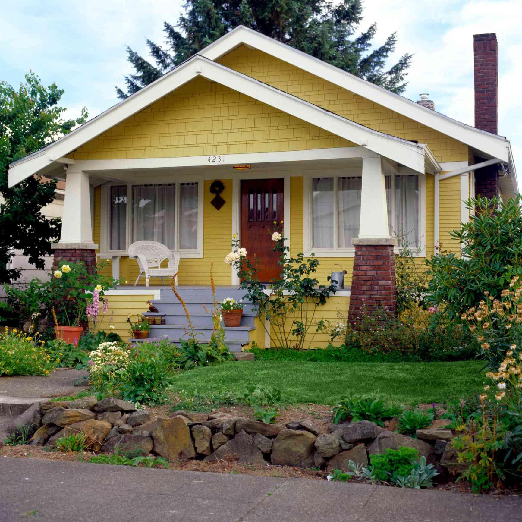 historic craftsman house