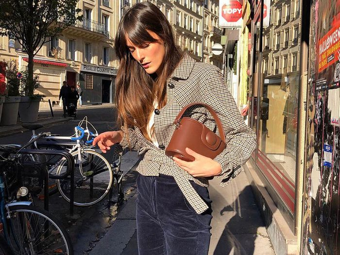 French-Girl Work Outfits