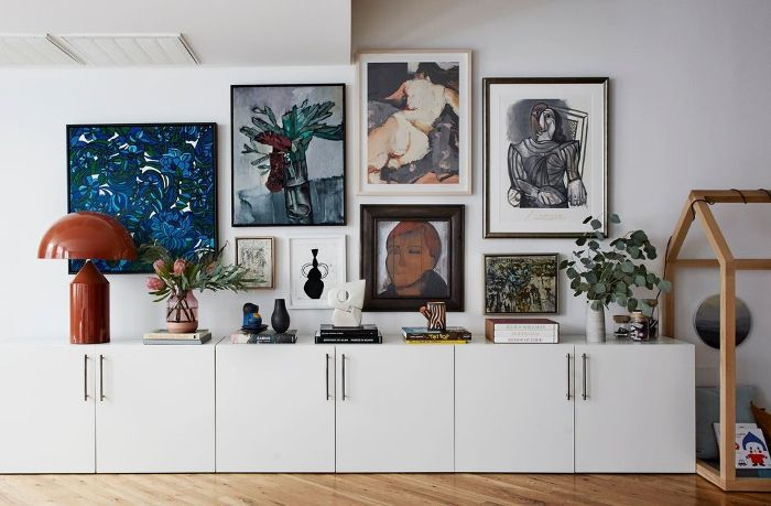 modern living room—Tali Roth