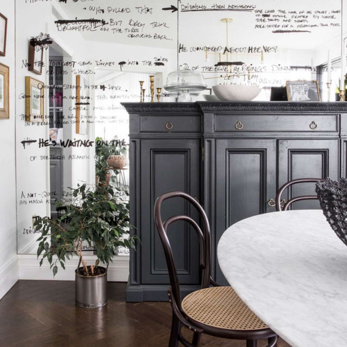what is chalk paint armoire