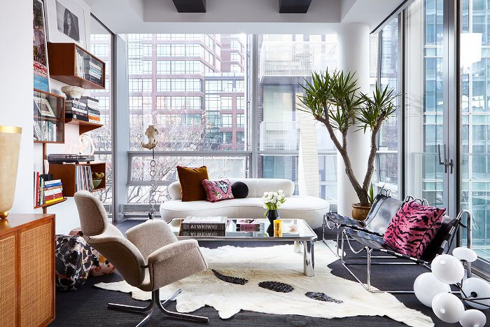 Jessica Schuster Home Tour—Living Room