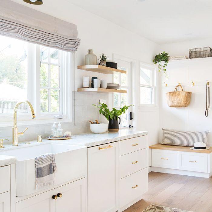 diseño de cocina abierta
